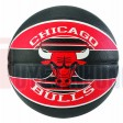 Bóng rổ Spalding NBA Team Chicago Bulls Outdoor  size7