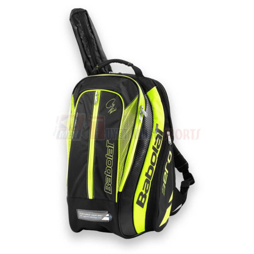 Ba lô Tennis Babolat Pure Aero 142 Black Yellow-753039