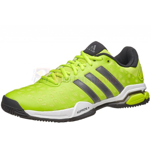 Giầy Tennis Adidas Barricade Club Green Black AF6779