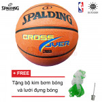 Bóng rổ Spalding NBA Cross Over Outdoor Size 7