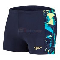 Quần bơi Nam Speedo Herren Powerform Allover Aquashorts
