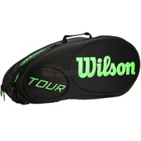 Bao Vợt Tennis Wilson Tour Molded 6 Pack WRZ842506