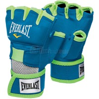 Găng tay Everlast Evergel Hand Wraps (Xanh- Size L)