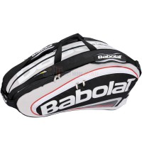 Bao Vợt Tennis Babolat Racket Holder X12 Team Line 3 ngăn