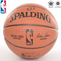 Bóng rổ Spalding NBA Game Ball Series Indoor/Outdoor Size 7