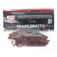 Bộ 12 mồi giả Missile Baits Fuse Craw dài 11,2 cm (Oxblood Red Flake)