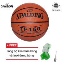 Bóng rổ Spalding TF150 Performance FIBA Outdoor Size 5