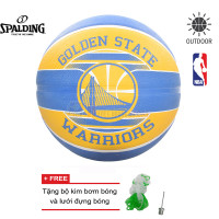 Bóng rổ Spalding NBA Team Golden State Warriors (2017) Outdoor size7