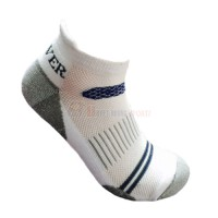 Tất thể thao nam cotton dầy cổ ngắn Activer  Sports ( Trắng xanh )