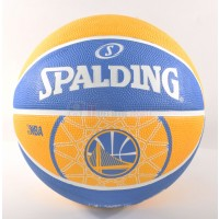 Bóng rổ Spalding NBA Team Golden State Warriors Outdoor size7