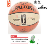 Bóng rổ Spalding WNBA Game Ball Indoor/Outdoor Size 6